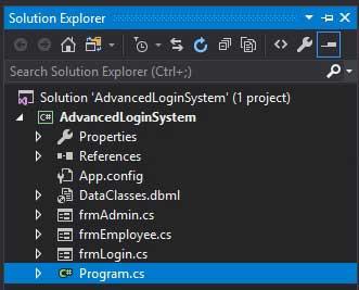 Advance Login System-Add Form