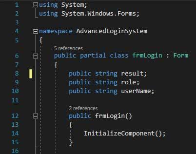 Advance Login System-frm Add Forms