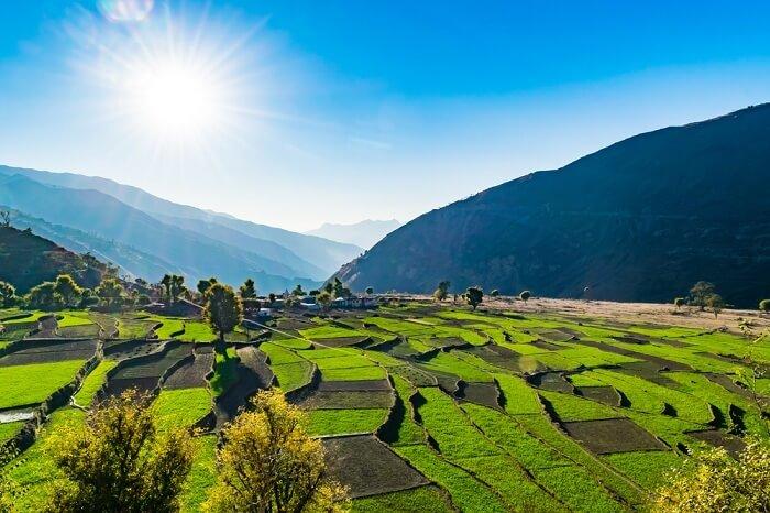Uttarakhand Hills