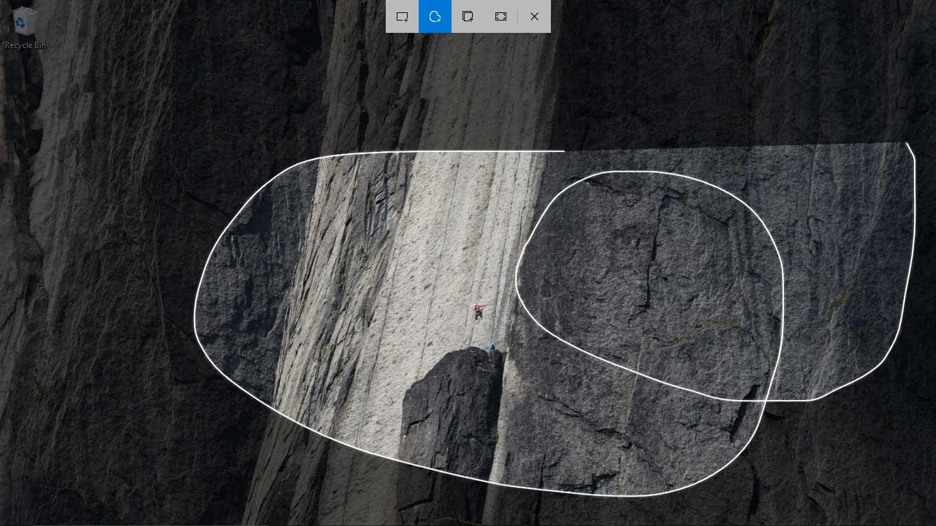 Snip-And-Sketch-Screenshort