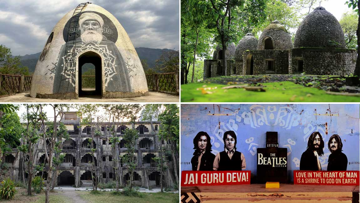 The_Beatles_Ashram UK Pedia