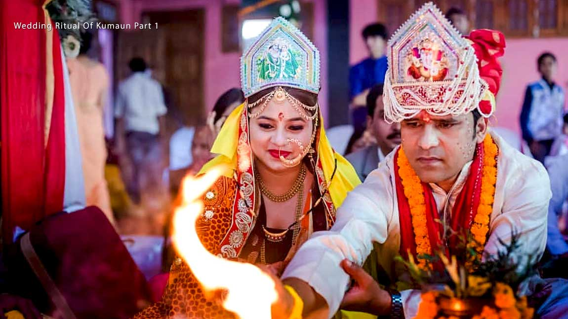 Wedding_Ritual_Of_Kumaun_Part_1 Uttarakhand