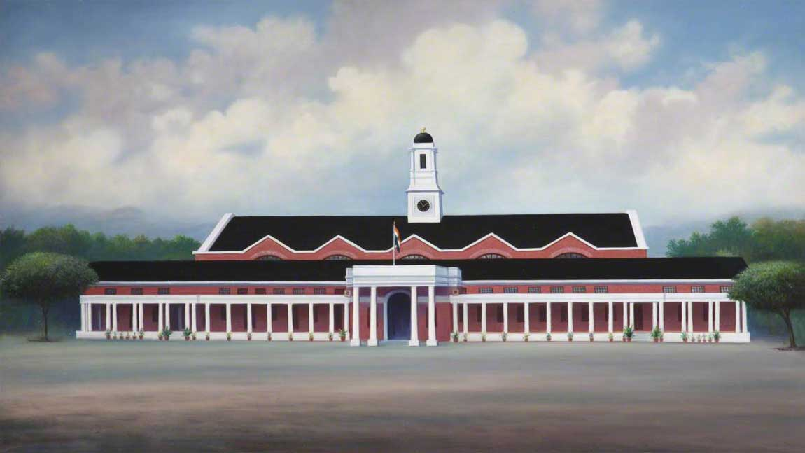The_Indian_Military_Academy Uttarakhand Place