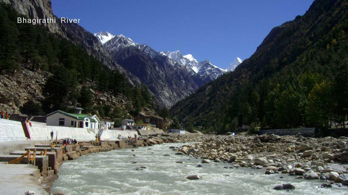 Bhagirathi River UK Academe