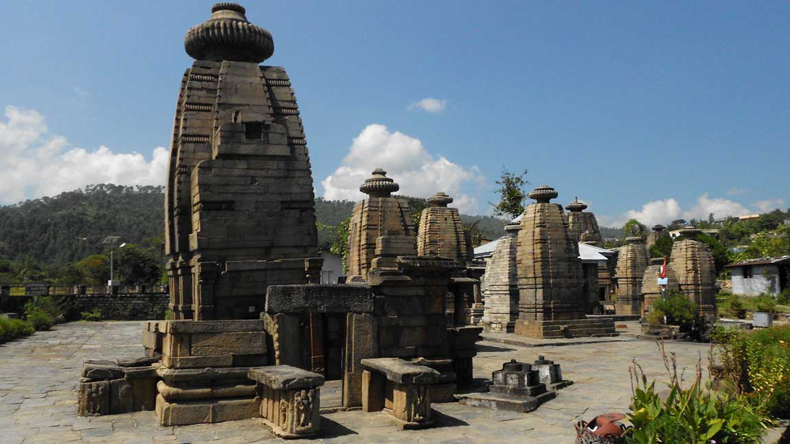 Baijnath_Temple_Bageshwar Temples UK Pedia