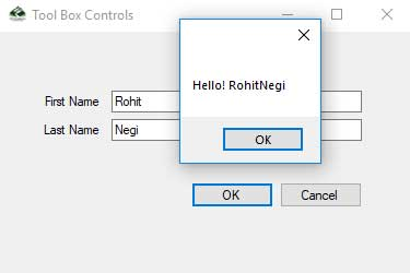 Text Box Control - UK Academe